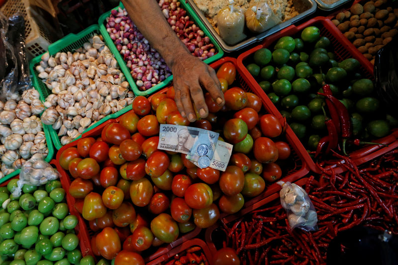Indonesia's annual inflation rate seen slowing in June