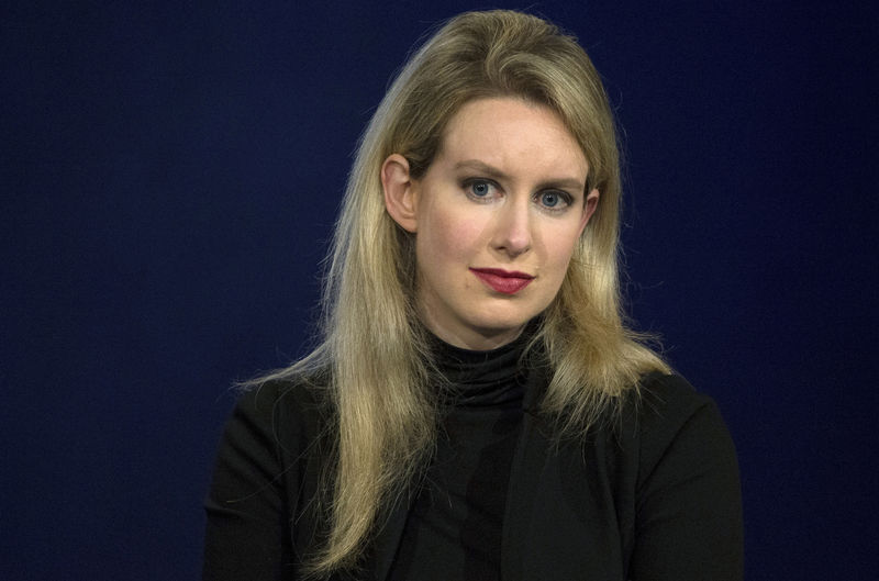 Theranos founder Elizabeth Holmes, top deputy ordered to stand trial in 2020