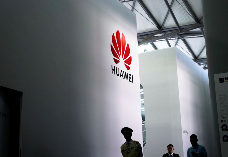 White House official: New sales to China's Huawei to cover only widely available goods