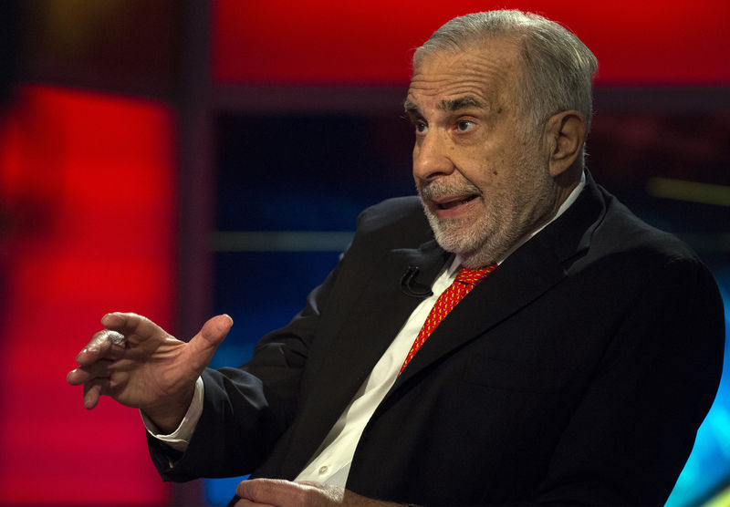 Occidental urges shareholders to reject activist Icahn's proposal