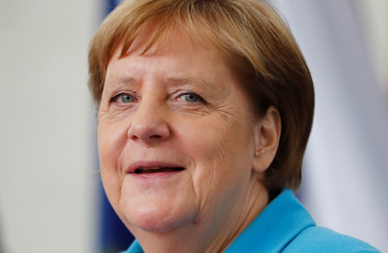 Merkel: It should be up to Europeans to name new IMF head