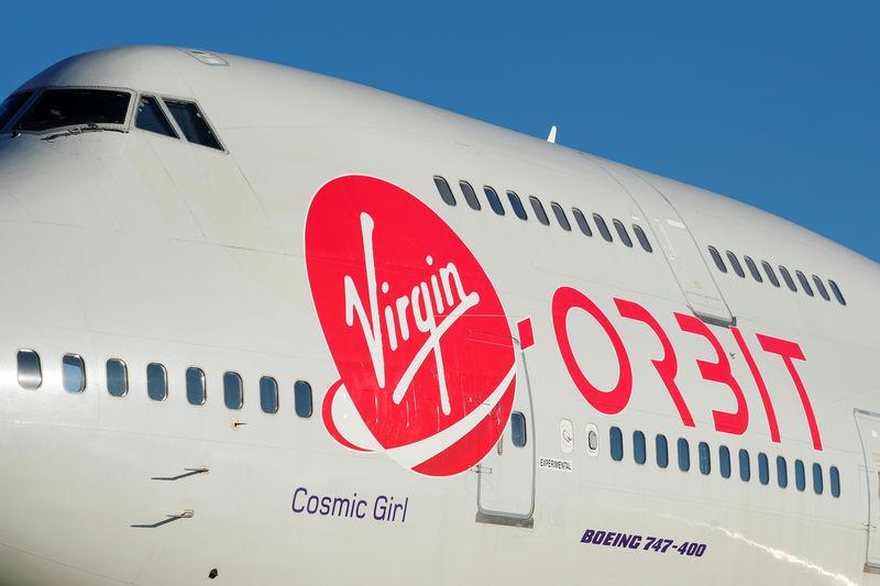 Branson's Virgin Orbit to test key rocket Wednesday -source By Reuters