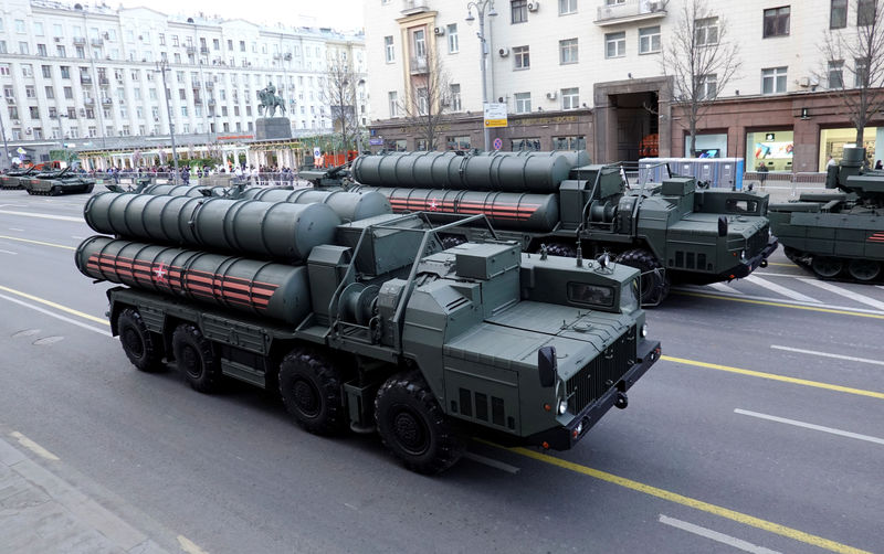 Turkish defense ministry says first parts of S-400 delivered on Friday