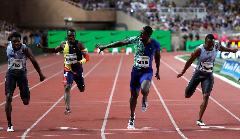 Netherlands' Hassan breaks women's mile world record
