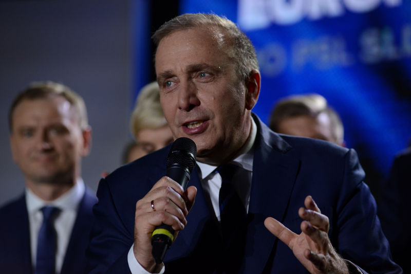 Poland's opposition promises to cut out coal in top election pledge