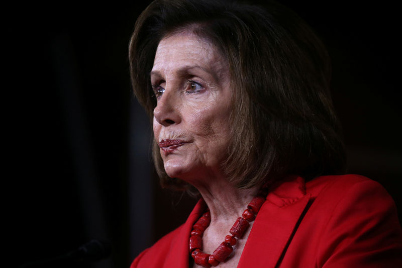Pelosi sets spending demands for two-year budget deal