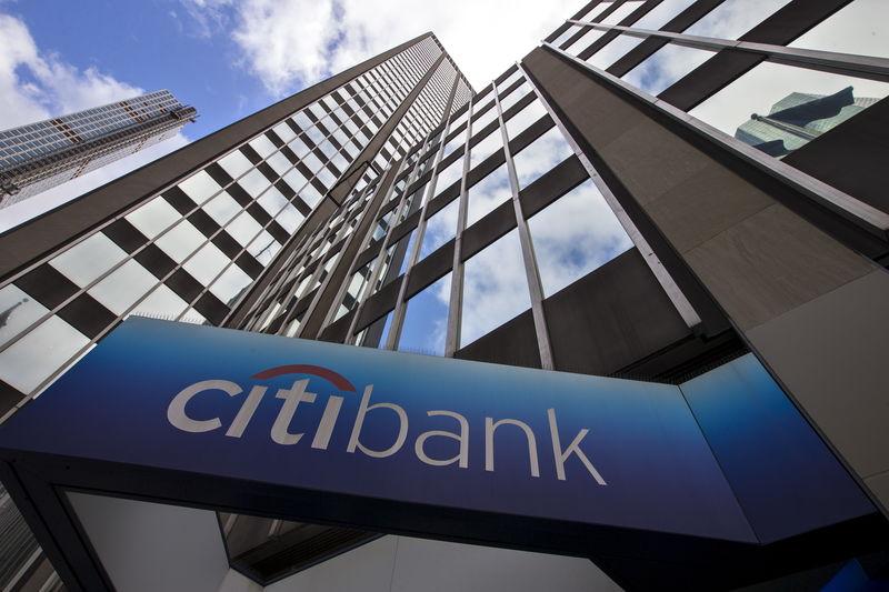 Citigroup profit rises on gains in consumer lending