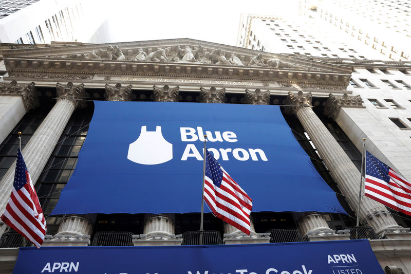 Blue Apron to include Beyond Meat burgers on menus
