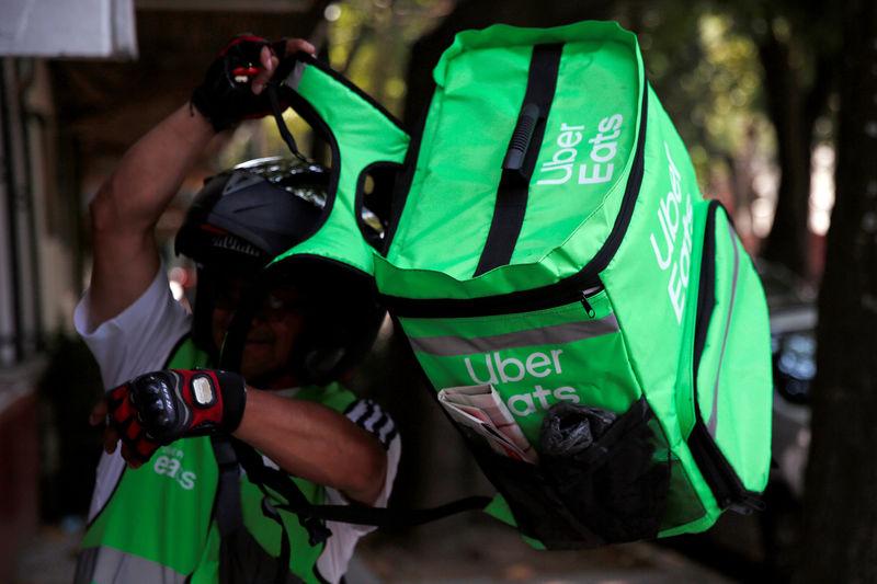 Food Delivery On Flipboard Uber Deliveroo Business