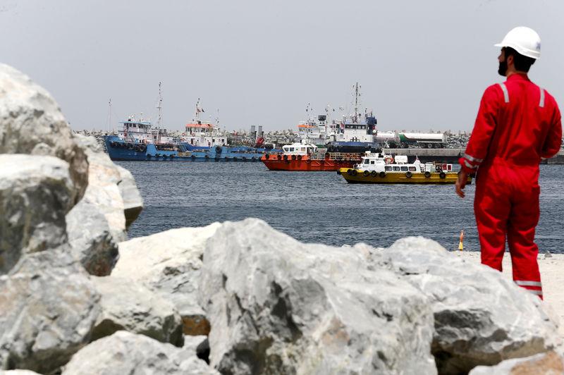 War risk costs drag on UAE marine fuel sales, benefit Singapore - trade