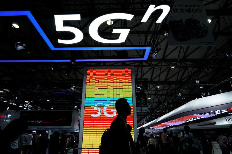 Netzwerkausrüster Ericsson profitiert vom 5G-Aufbau