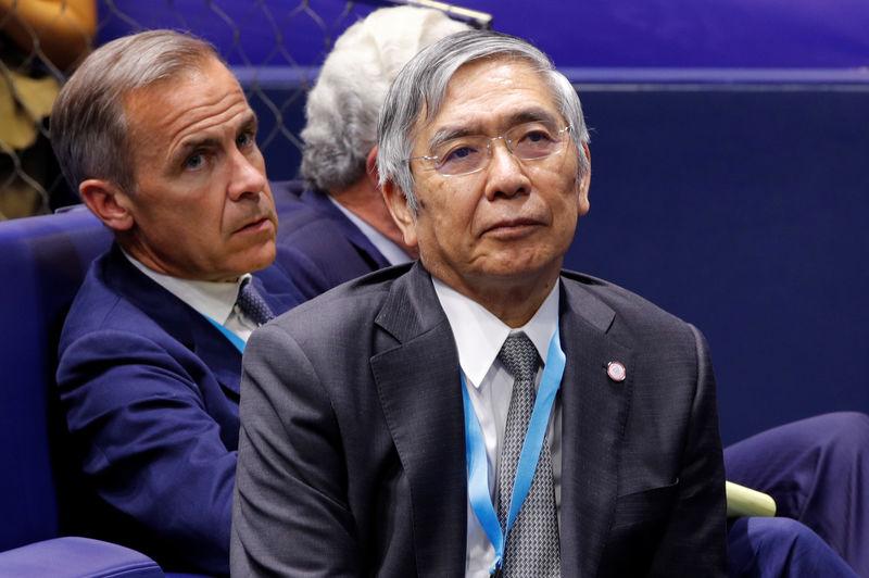 Kuroda says BOJ will debate policy this month on view economy on growth path
