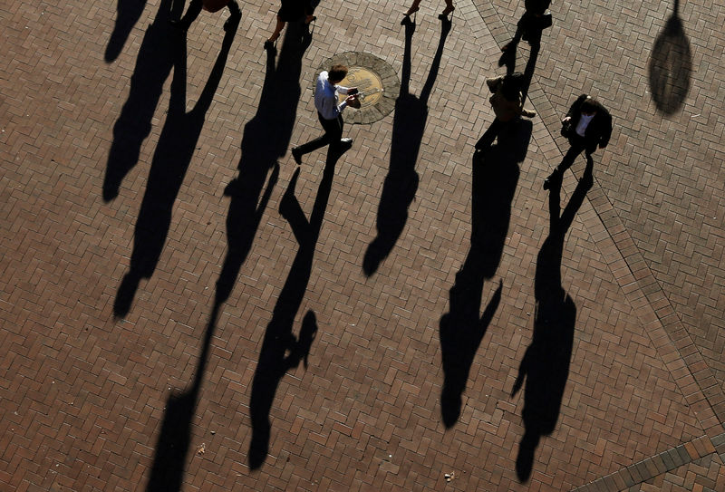 Australia jobless rate stuck at 5.2%, signals more work for RBA