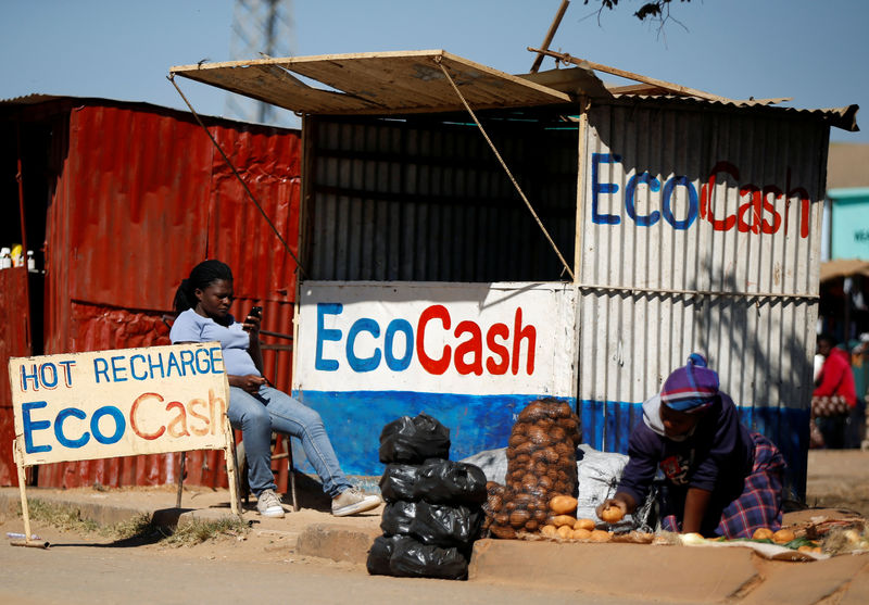 In Zimbabwe, risk perception trumps orthodoxy as inflation soars