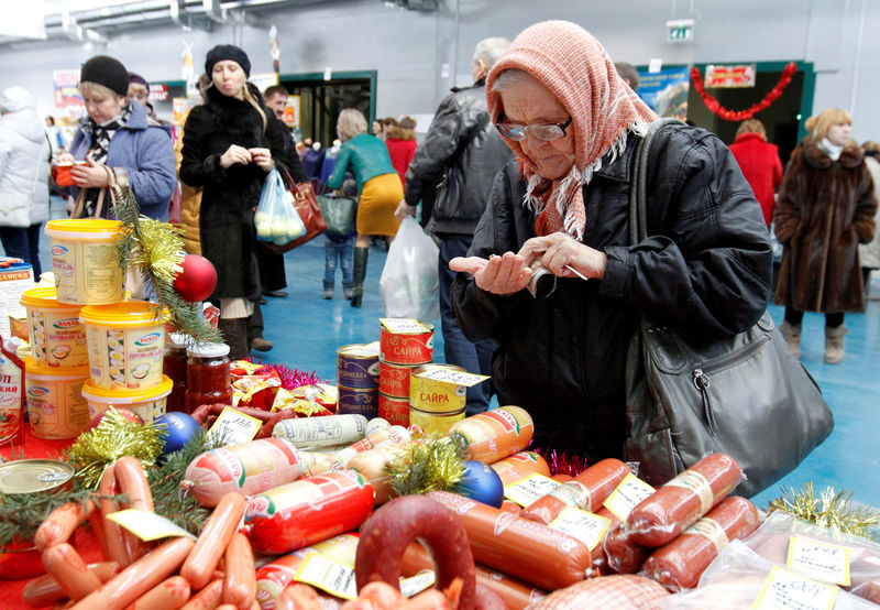 Russian economic growth picks up to 0.7% year-on-year in June