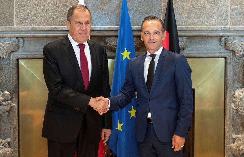 Deutscher Handel mit Russland legt in ersten vier Monaten leicht zu