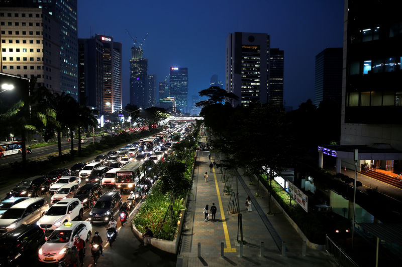 Indonesia central bank says indicators show improvement in economy in third quarter
