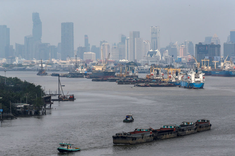 Thai exports seen falling 5% year-on-year in June: Reuters poll