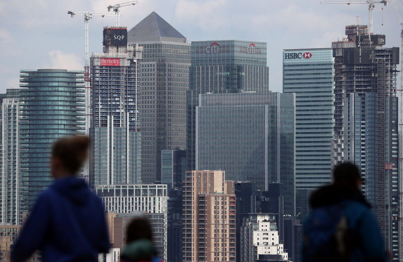 UK budget deficit swells in first quarter of 2019/20 tax year