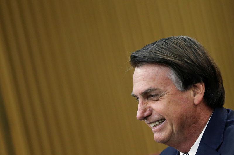 Brazil's Bolsonaro vows no new taxes or CPMF return in tax reform agenda