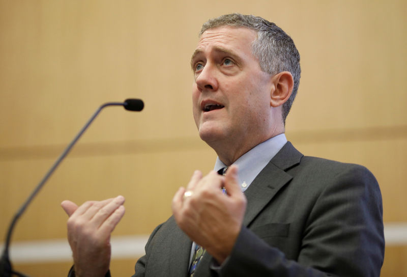 Fed's Bullard says rate cut would 'ratify' expectations