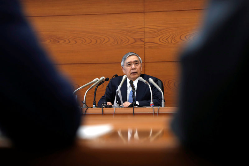 BOJ's Kuroda says he disagrees with modern monetary theory