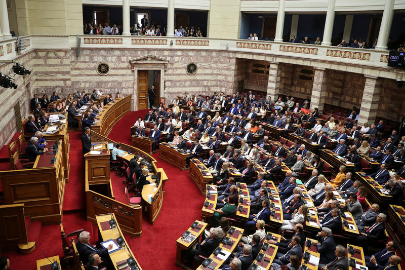 Greek PM says 2020 budget will respect fiscal targets