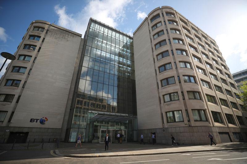 BT picks new home in London's Aldgate area