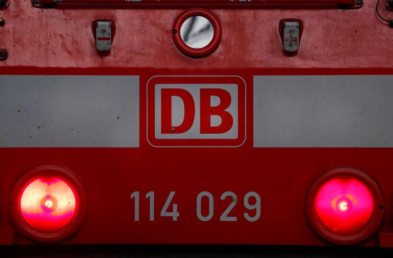 Deutsche Bahn misses first-half targets - documents By Reuters