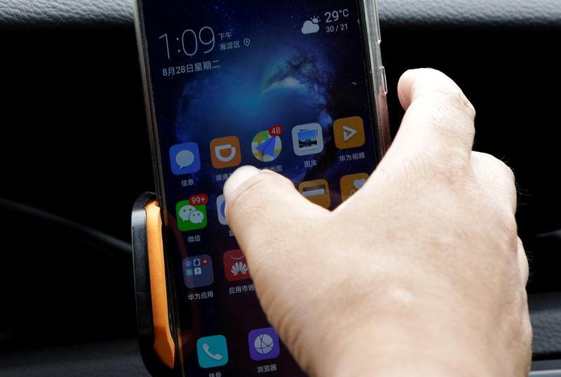 Toyota says to invest $600 million in China's Didi, new joint venture