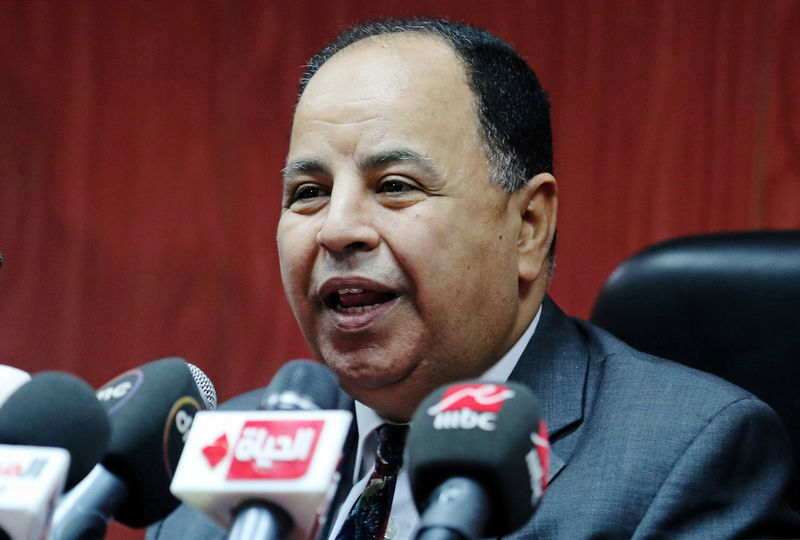 Egypt to form panel to amend VAT law, finance minister says