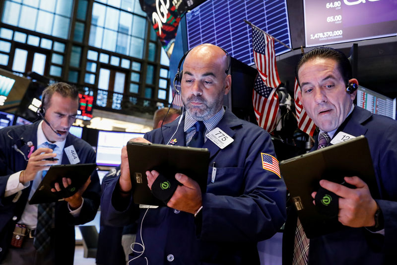 Big U.S. investors use summer sell-off to ramp up bets