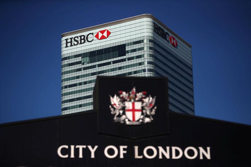 HSBC Bank UK pension scheme agrees £7 billion insurance deal By Reuters
