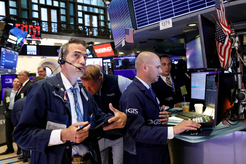 Jolted markets mark new 2019 milestones