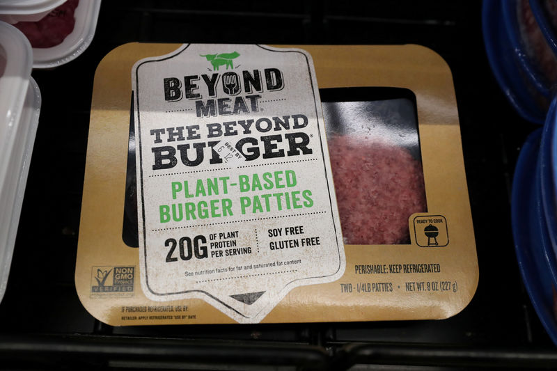 Beyond Meat meatball in North America