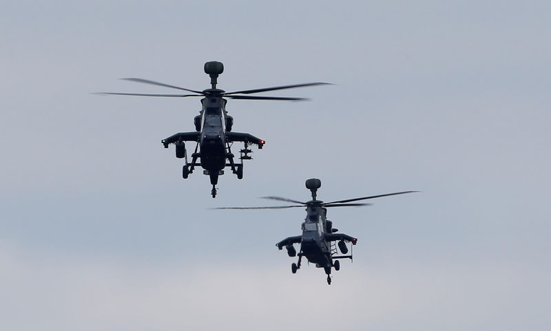 Germany grounds Tiger helicopters after Eurocopter crash warning - Spi