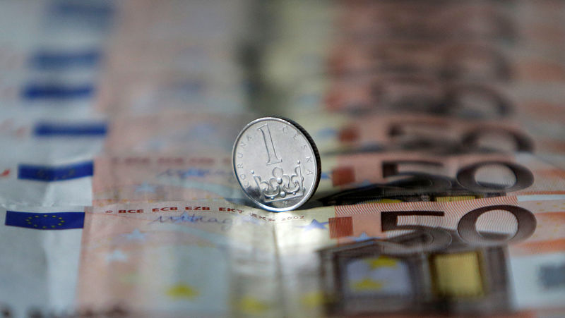 CEE currencies to firm on steady rates, solid growth: Reuters poll