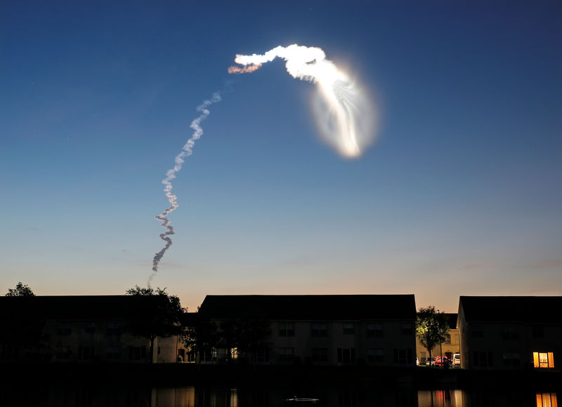 United Launch Alliance rocket blasts off from Florida