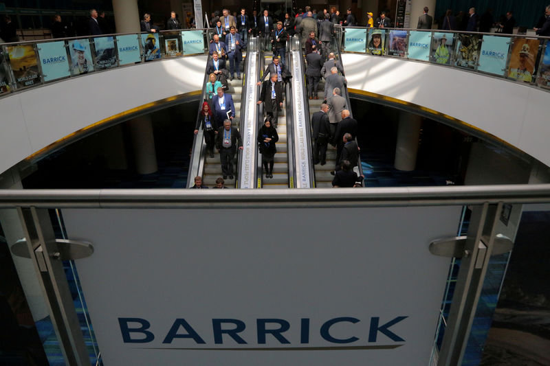 Barrick Gold plans to sell Tongon gold mine in Ivory Coast - BBG