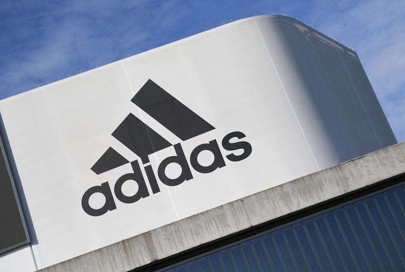 Adidas celebrates 70 years with star-studded building opening By Reuters