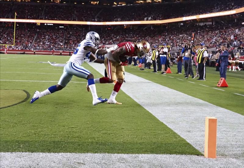 bf5cd128 NFL roundup: Raiders handle Rams in opener By Reuters