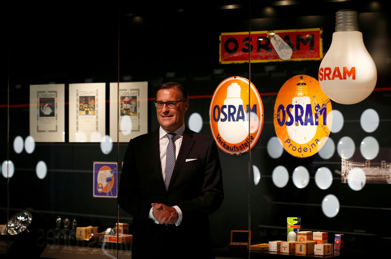 Apple supplier AMS makes 38.50 euros/share takeover offer for Germany's Osram
