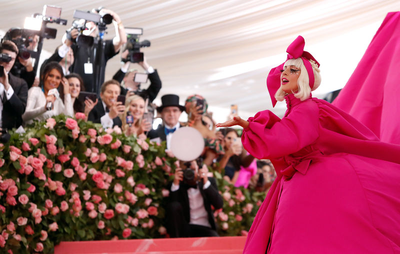In three shaken U.S. cities, Lady Gaga tries to channel 'fury into hop
