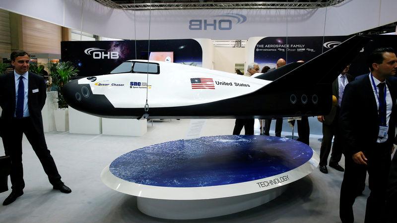 NASA Sierra Nevada chooses ULA's Vulcan to launch space station supply runs By Reuters