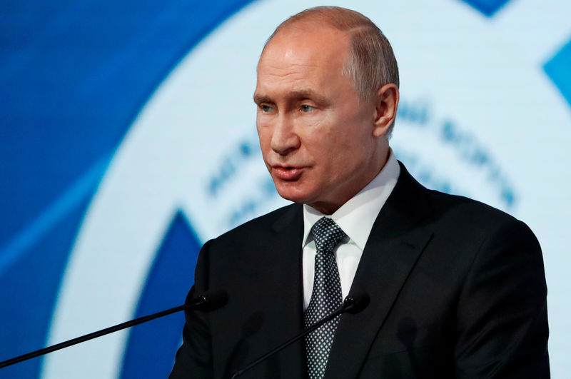 Putin seeks proposals on Basel III risk issue this month -economy mini