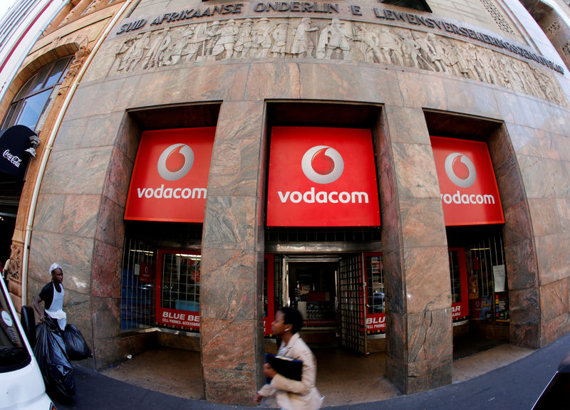 Vodacom to invest more than $589 million on South Africa network this year