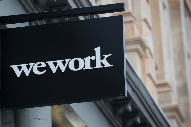 SoftBank convertible note helped cut WeWork losses By Reuters