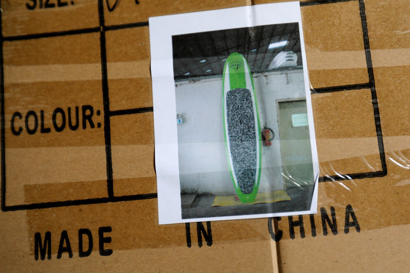 U.S. surfboard makers not so stoked about China tariffs