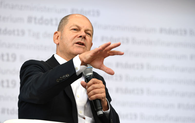 Germany's Scholz: Don't expect higher interest rates for years