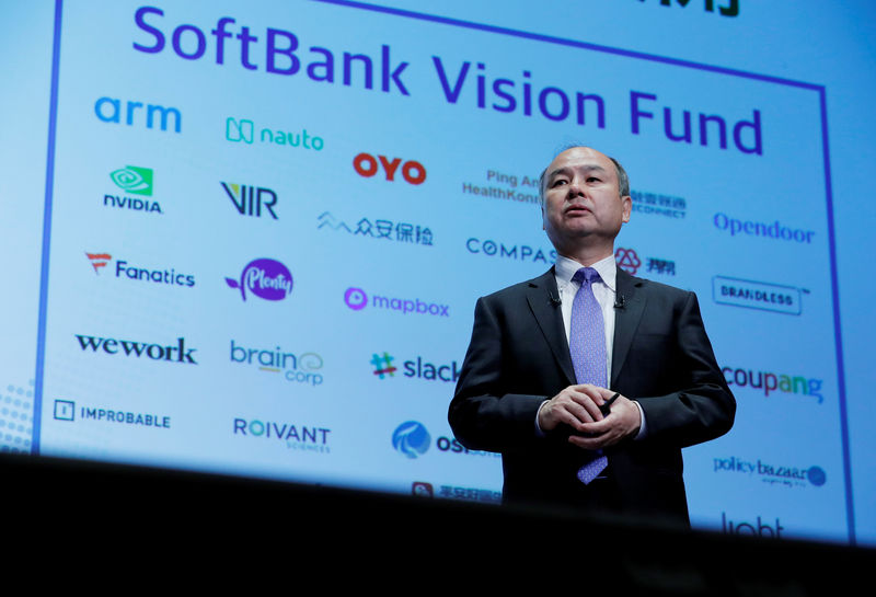 SoftBank plans to lend up to $20 billion to employees to invest in new